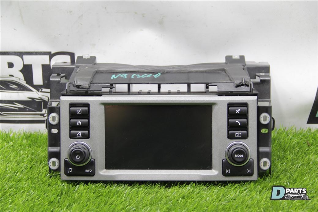 Магнитофон Land Rover Range Rover L322 M62B44 2005