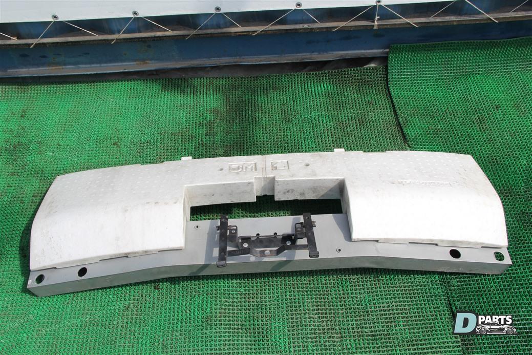 Жесткость бампера Nissan Skyline CPV35-506851 VQ35DE 2003 задний