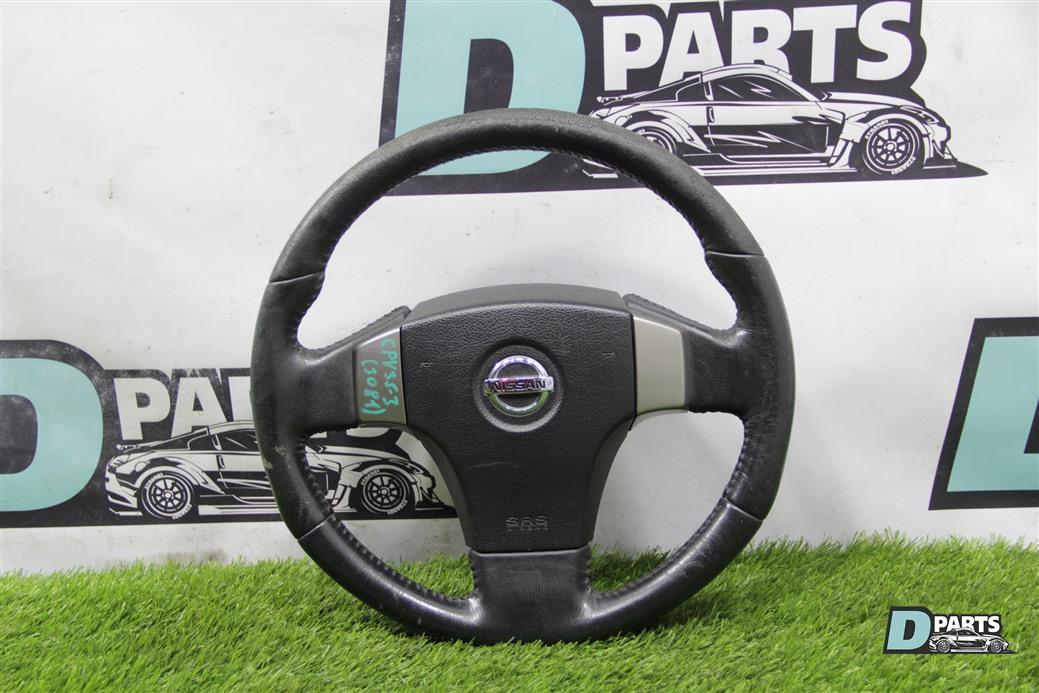 Руль с airbag Nissan Skyline CPV35-506329 VQ35DE 2004