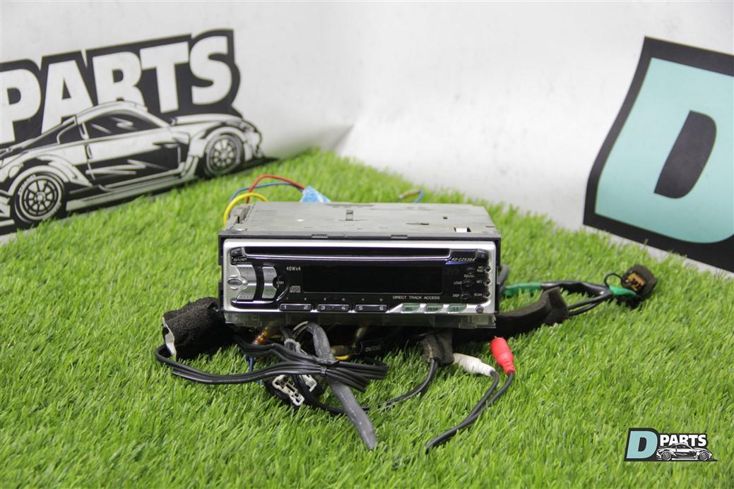 Магнитофон Nissan Skyline CPV35-506329 VQ35DE 2004