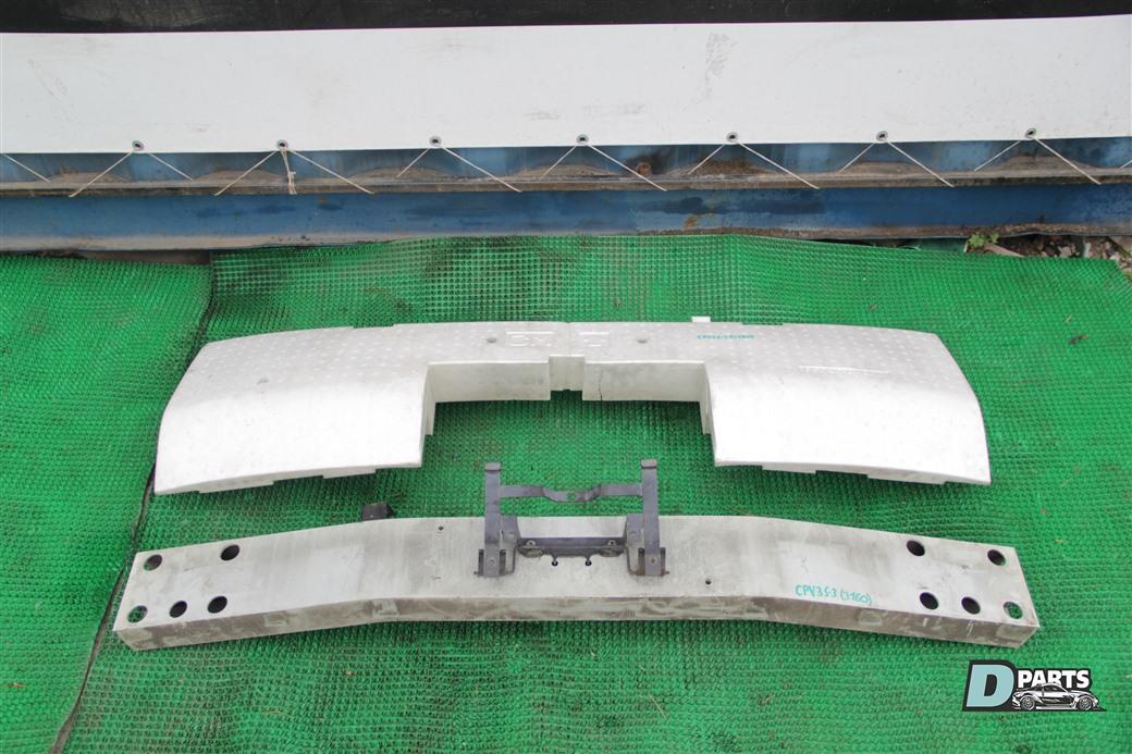 Жесткость бампера Nissan Skyline CPV35-506329 VQ35DE 2004 задний
