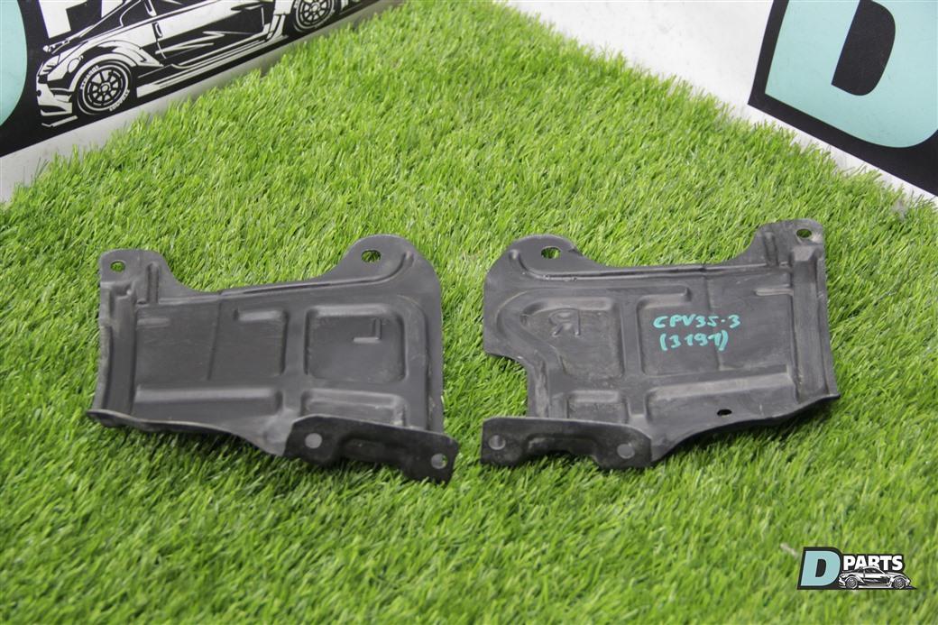 Защита Nissan Skyline CPV35-506329 VQ35DE 2004