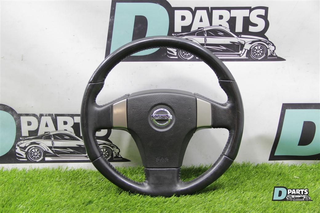 Руль с airbag Nissan Skyline CPV35-508696 VQ35DE