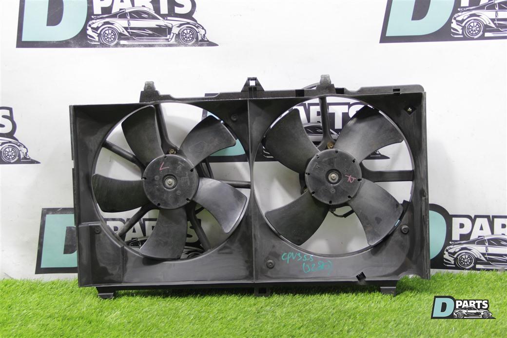 Диффузор радиатора Nissan Skyline CPV35-508696 VQ35DE