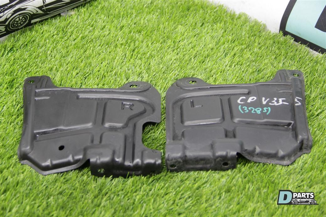 Защита Nissan Skyline CPV35-508696 VQ35DE