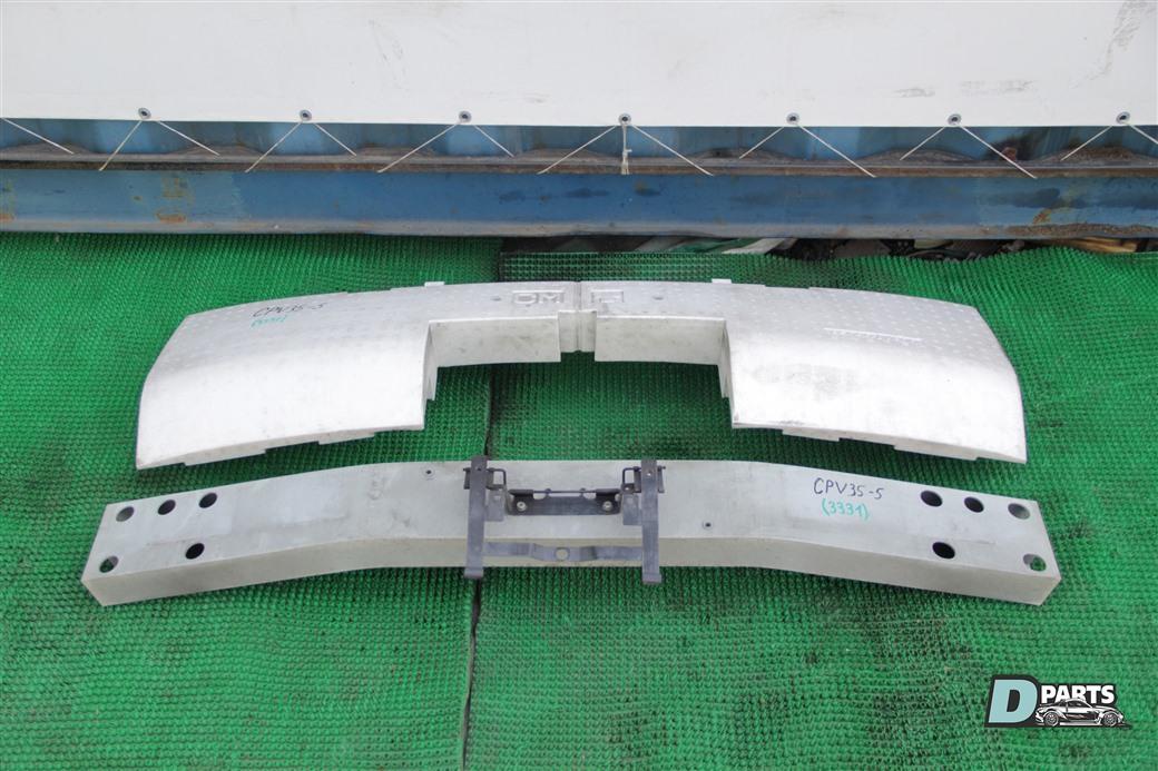 Жесткость бампера Nissan Skyline CPV35-508696 VQ35DE задний