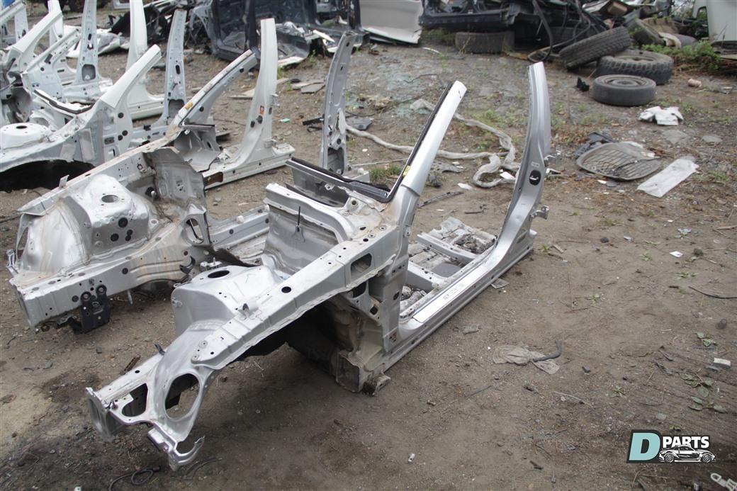 Лонжерон Lexus Gs 430 UZS190-5011877 3UZ 2007 левый