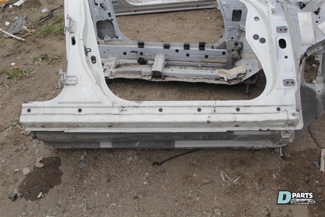 Порог кузова Nissan Teana J31 правый