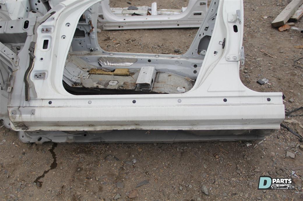 Порог кузова Nissan Fuga PY50 левый