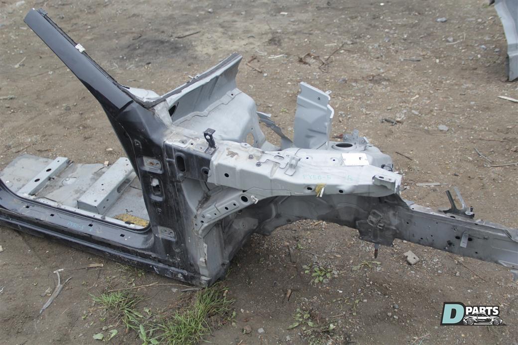 Лонжерон Nissan Fuga PY50-217010 VQ35DE 2003 правый