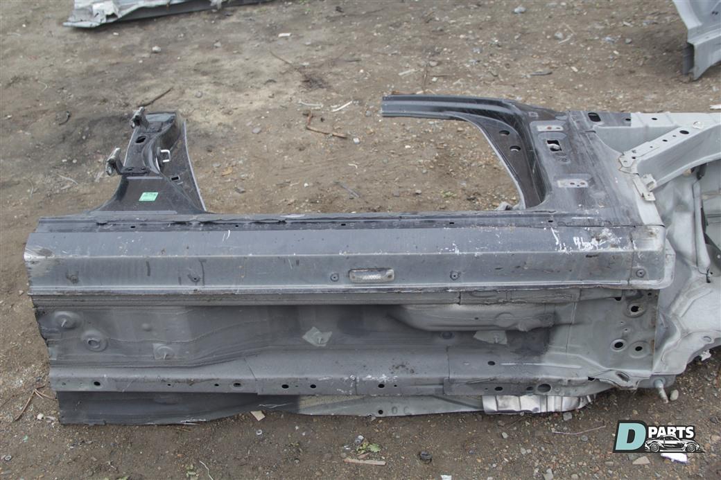 Порог кузова Nissan Fuga PY50-217010 VQ35DE 2003 правый