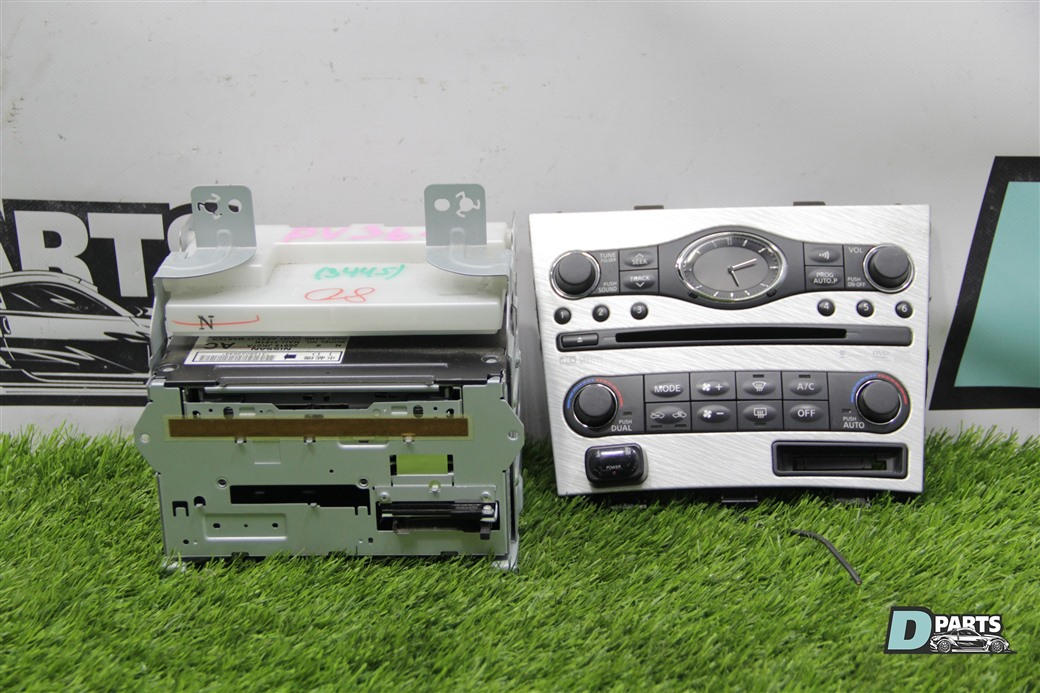Магнитофон Nissan Skyline PV36-300760 VQ35DE 2007