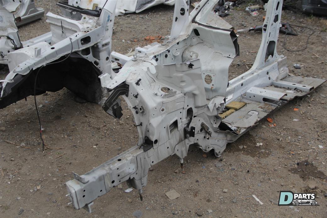 Лонжерон Nissan Fuga PNY50-302819 VQ35DE 2005 правый