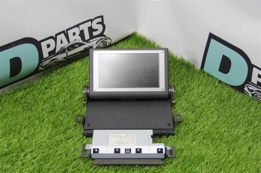 Телевизор салона Infiniti Fx35 S50 VQ35DE 2003