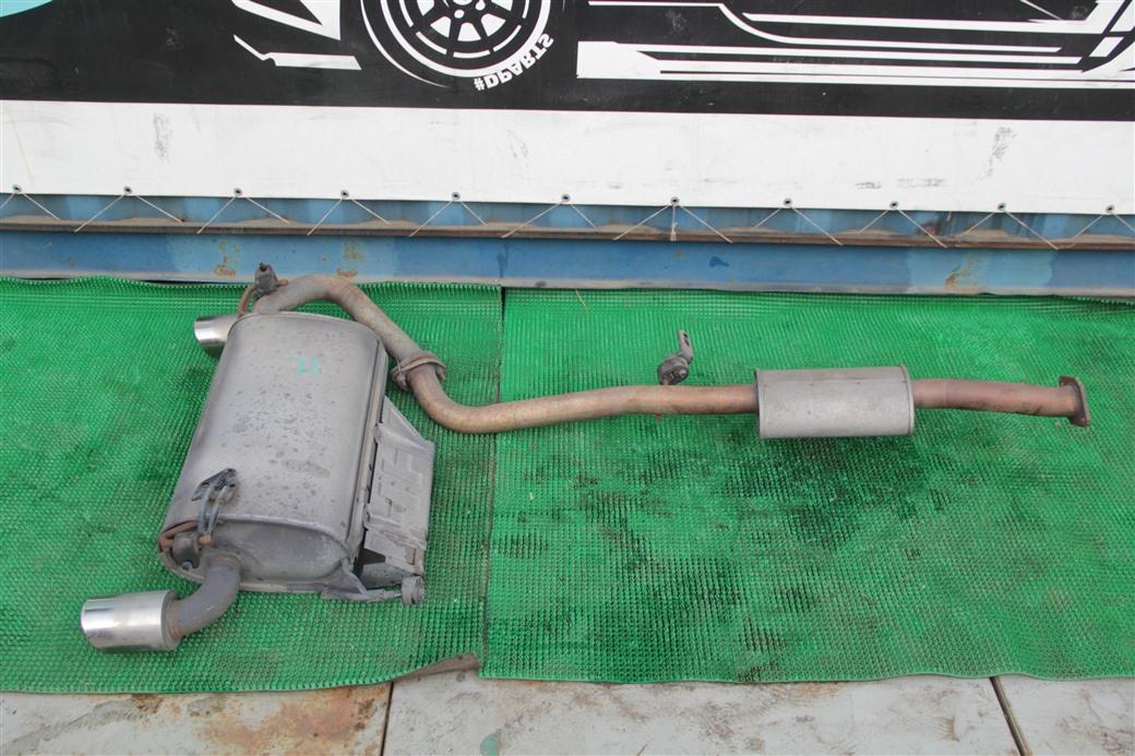 Глушитель Nissan Fairlady Z Z33-424248 VQ35DE