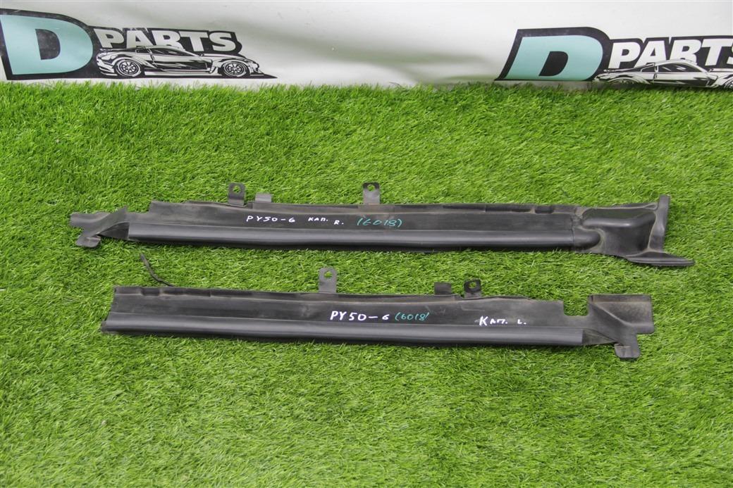Уплотнительная резинка капота Nissan Fuga PY50-219244 VQ35DE