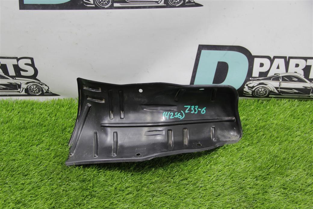 Защита горловины бензобака Nissan Fairlady Z Z33-424248 VQ35DE