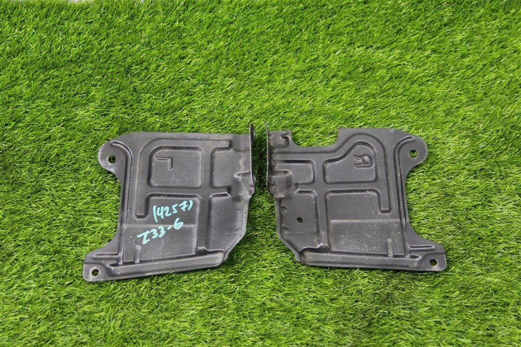 Защита Nissan Fairlady Z Z33-424248 VQ35DE