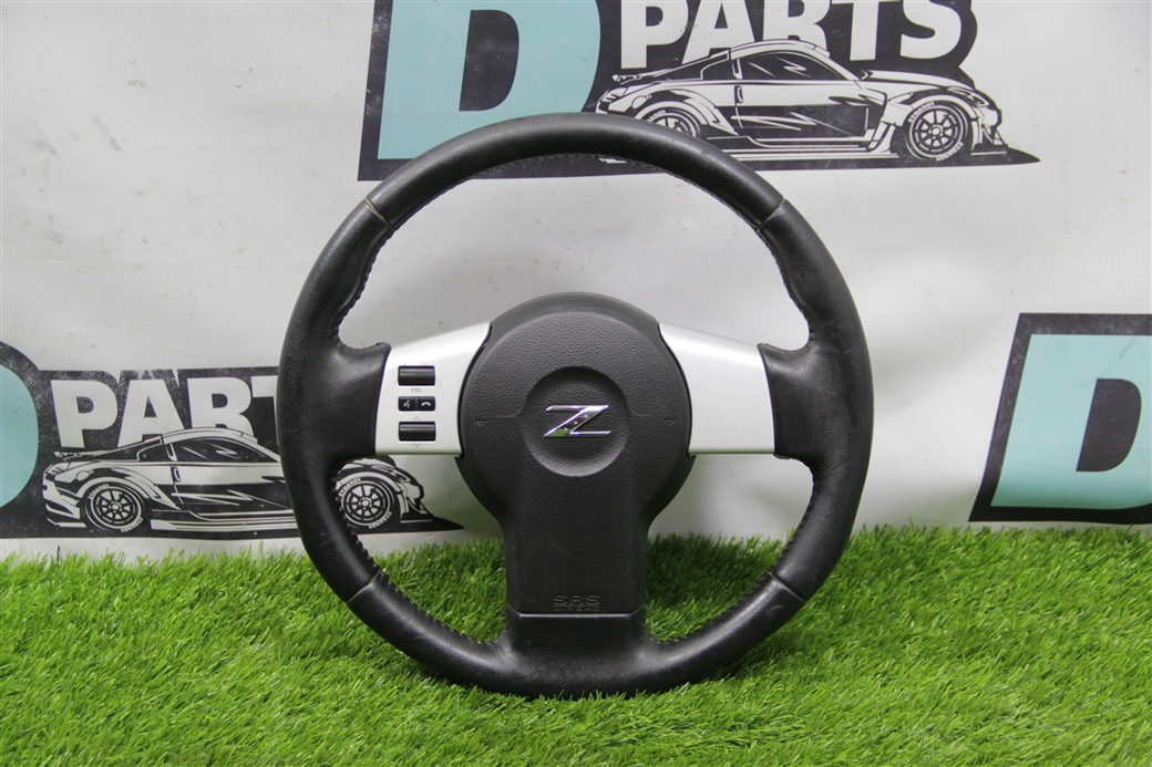 Руль Nissan Fairlady Z Z33-008815 VQ35DE