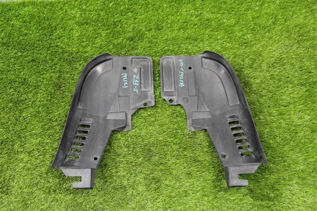 Подкрылок Nissan Fairlady Z Z33-008815 VQ35DE задний
