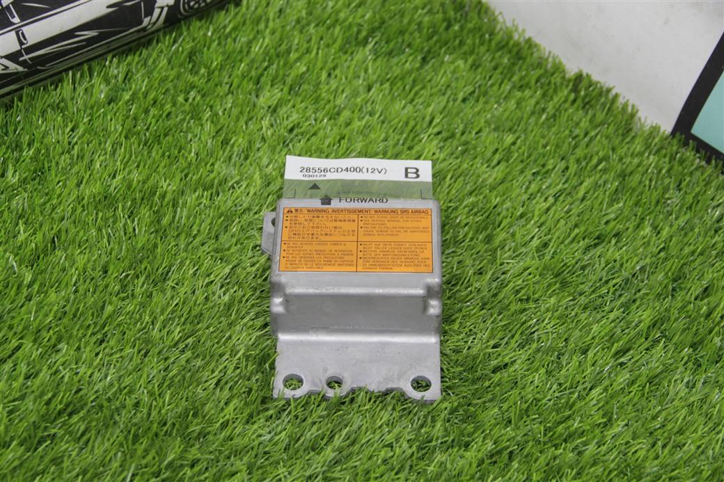 Блок airbag Nissan Fairlady Z Z33-008815 VQ35DE