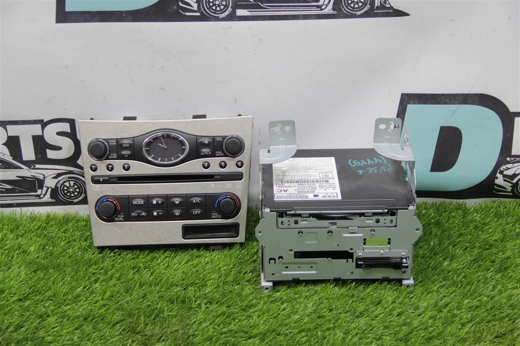 Магнитофон Nissan Skyline PV36-202848 VQ35HR 2007