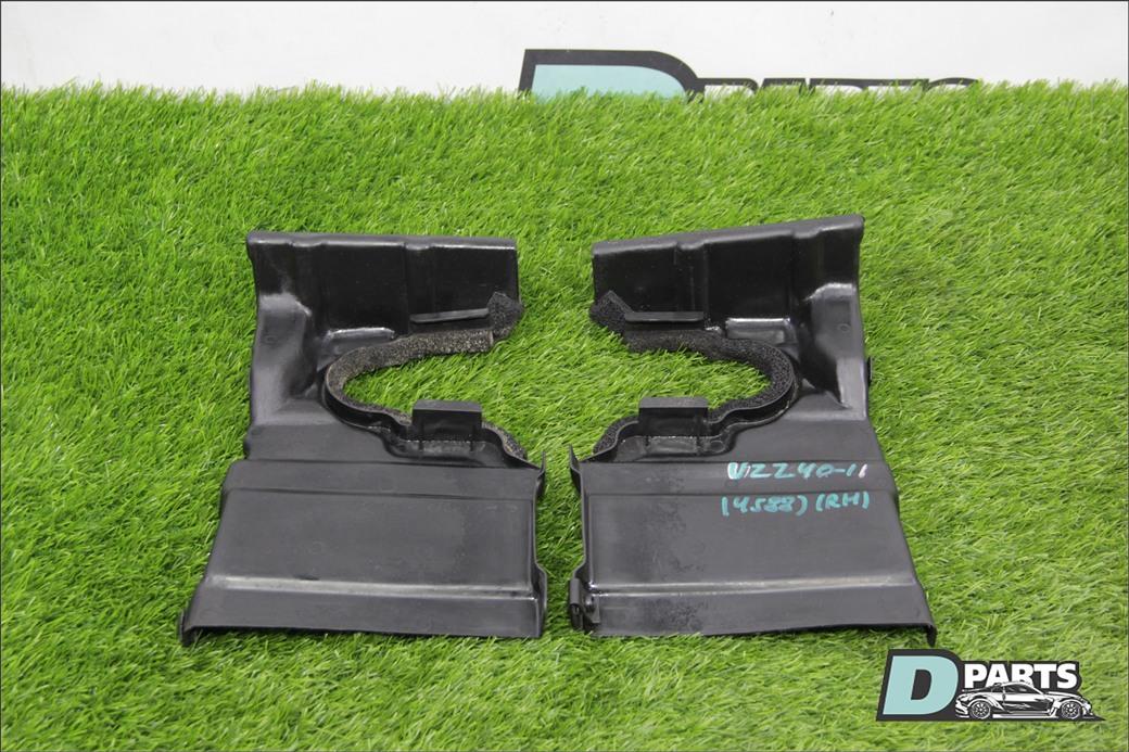 Защита Toyota Soarer UZZ40-0008916 3UZ-FE 2001 передняя