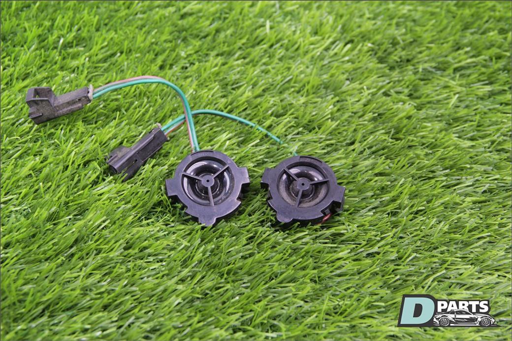 Динамики пищалки Hummer H3 LLR 2007