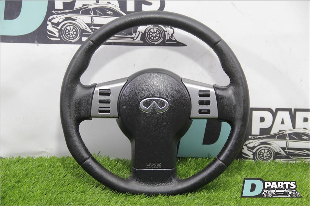 Руль Infiniti Fx35 S50 VQ35DE 2003