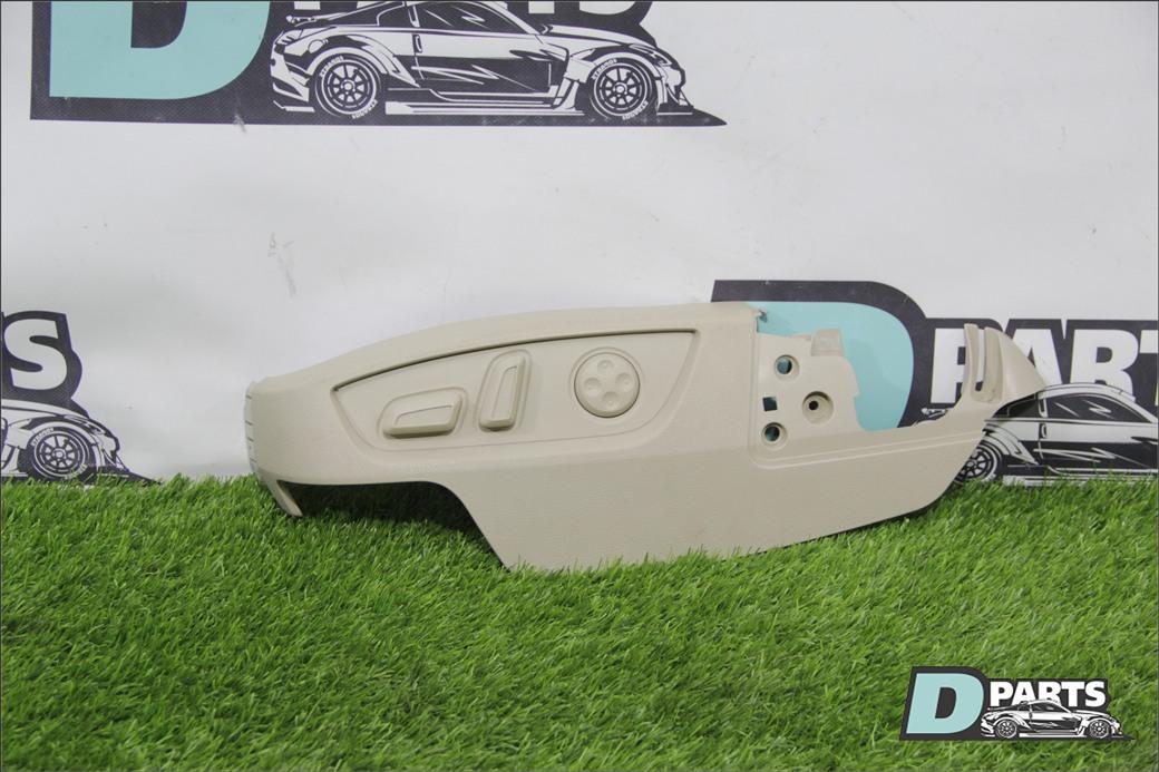 Блок управления сидением Audi Q7 4L BAR 4.2 левый