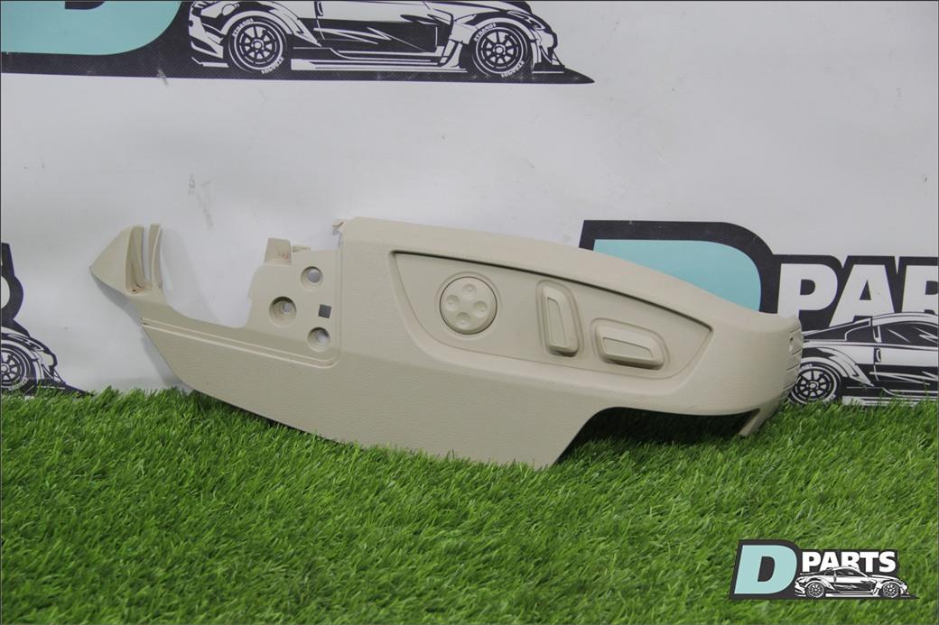 Блок управления сидением Audi Q7 4L BAR 4.2 правый