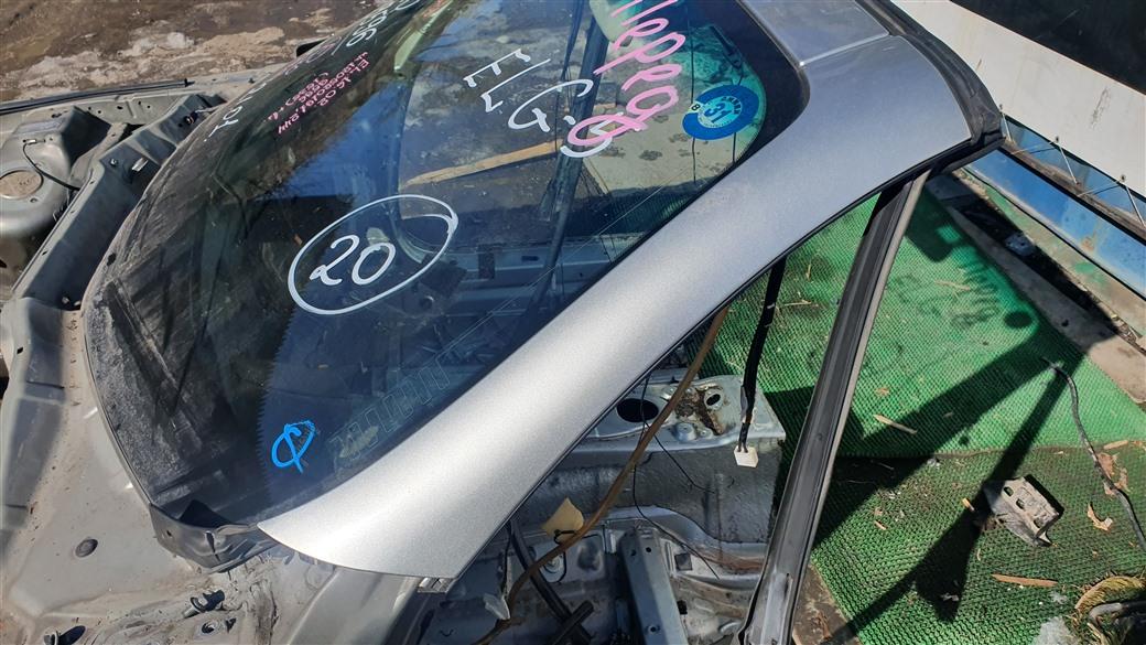 Накладка на стойку кузова Toyota Soarer UZZ40-0009596 3UZ-FE 2003 левая