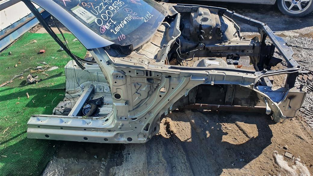 Лонжерон Toyota Soarer UZZ40-0009596 3UZ-FE 2003 правый