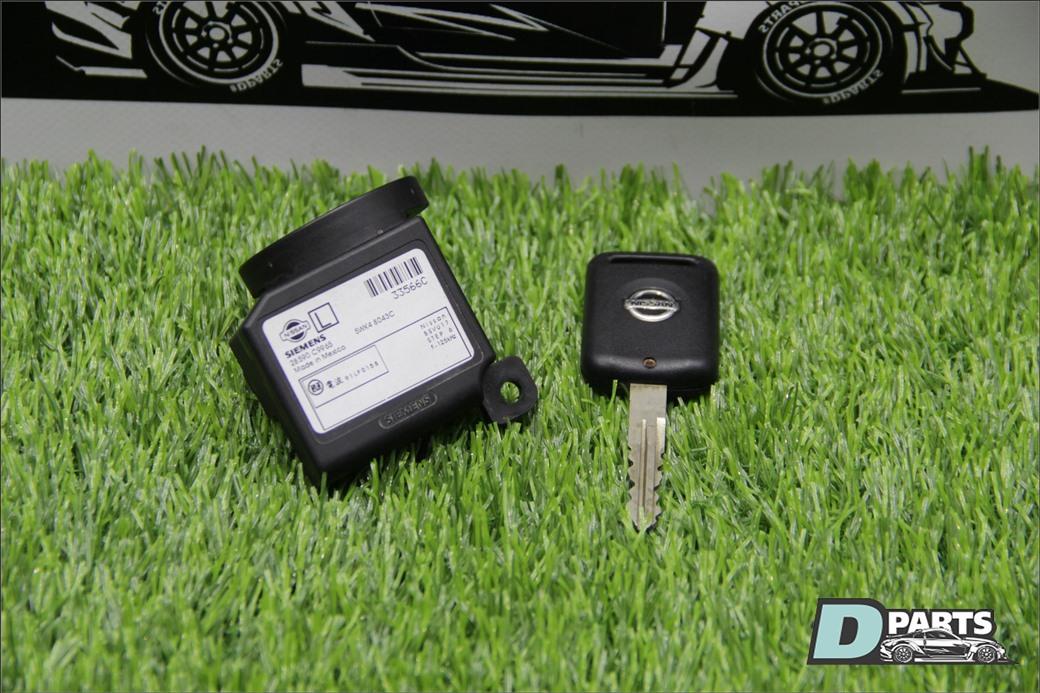 Иммобилайзер Nissan Fairlady Z33