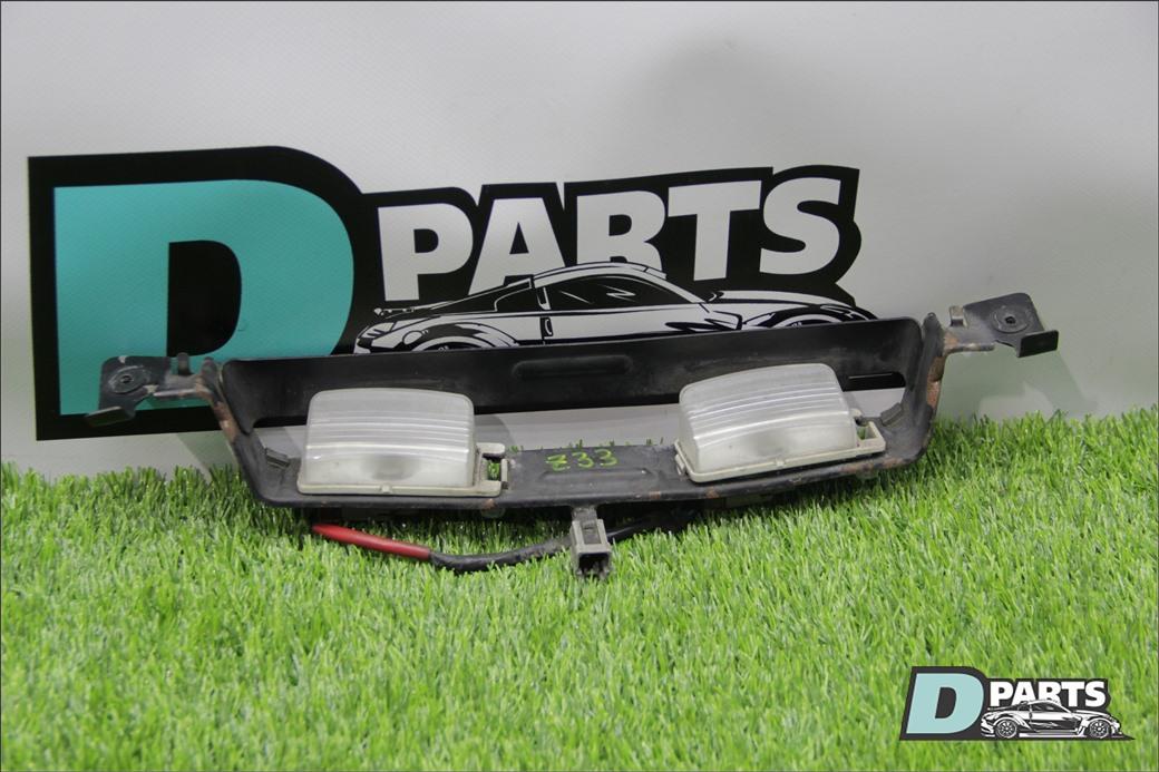 Подсветка номера Nissan Fairlady `Z33 задняя