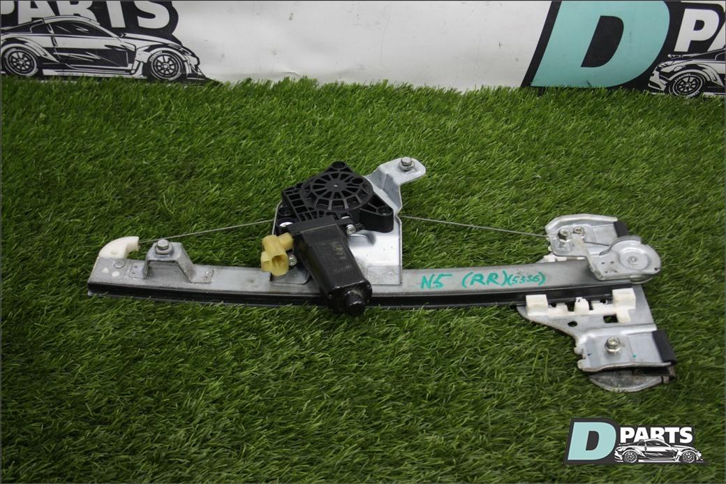 Стеклоподъемник Hummer H3 LLR 2007 задний правый
