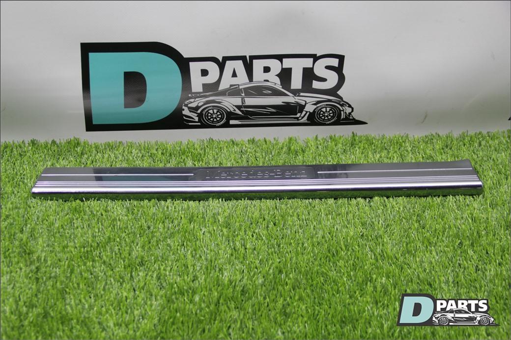 Накладка на порог салона Mercedes Cls-Class WDD2193561A031445 272.964 30 087870 2005 передняя левая