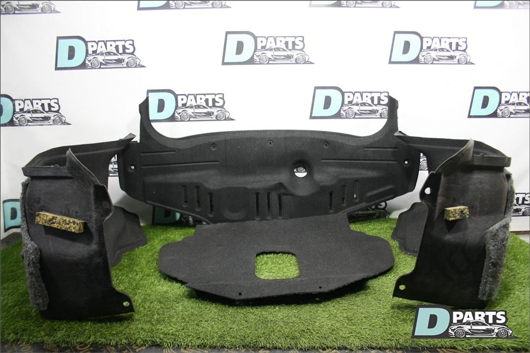 Обшивка багажника Nissan Skyline PV36-300760 VQ35DE 2007