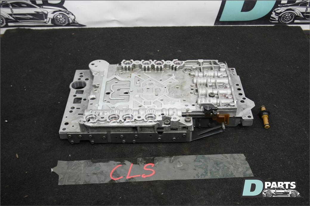 Гидроблок акпп Mercedes-Benz Cls-Class