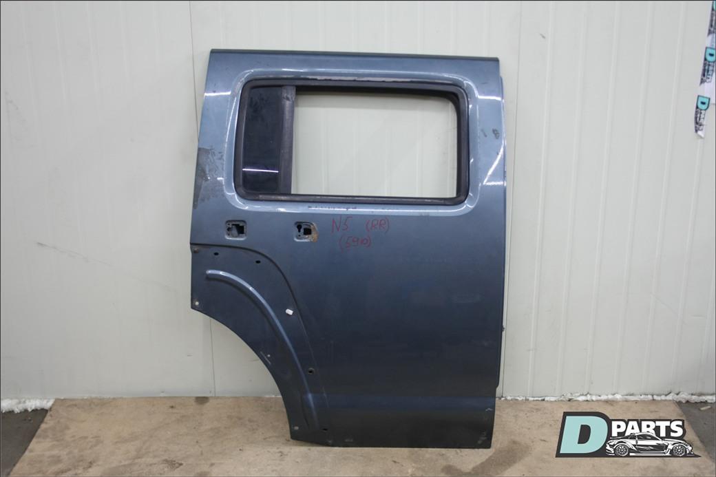 Дверь Hummer H3 LLR 2007 задняя правая