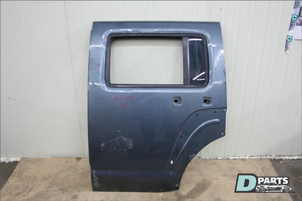 Дверь Hummer H3 LLR 2007 задняя левая