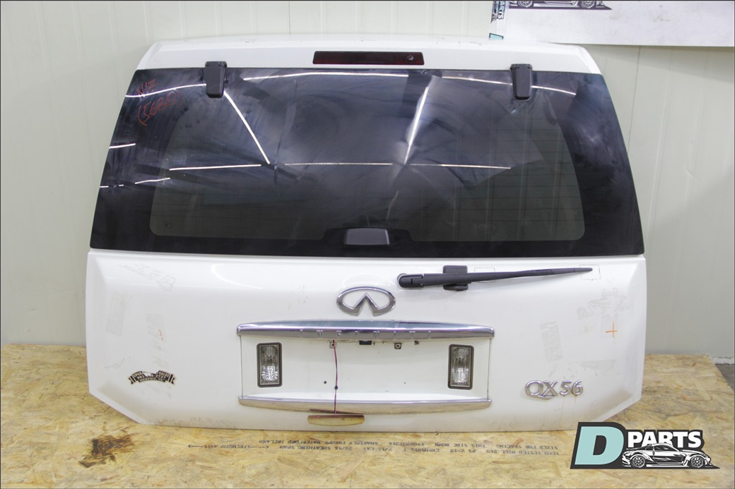 Крышка багажника Infiniti Qx56 JA60 VK56DE 2004