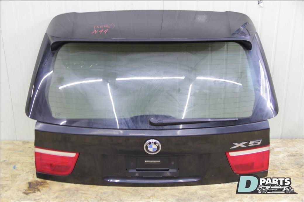 Крышка багажника Bmw X5 E70 N52B30 2008