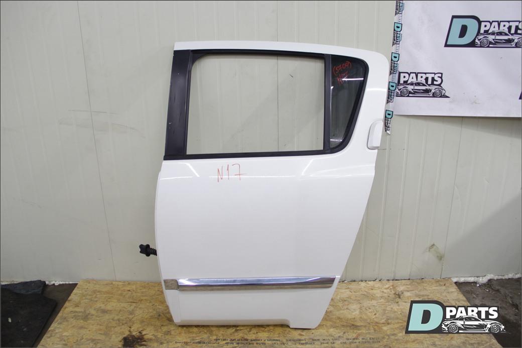 Дверь Infiniti Qx56 JA60 VK56DE 2004 задняя левая