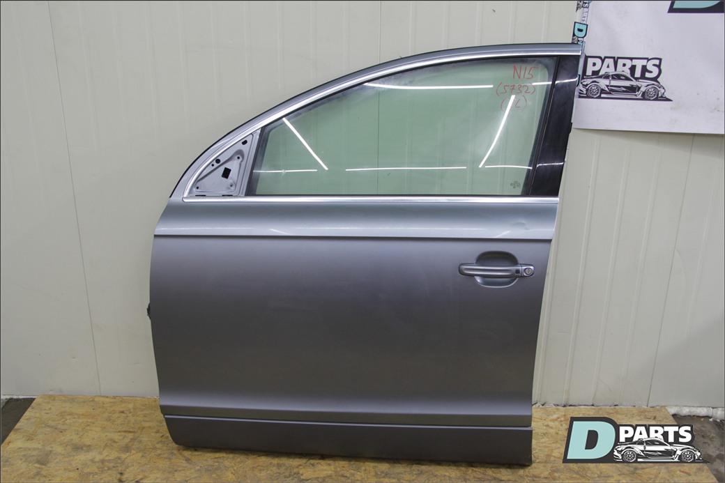 Дверь Audi Q7 4L BAR 2007 передняя левая