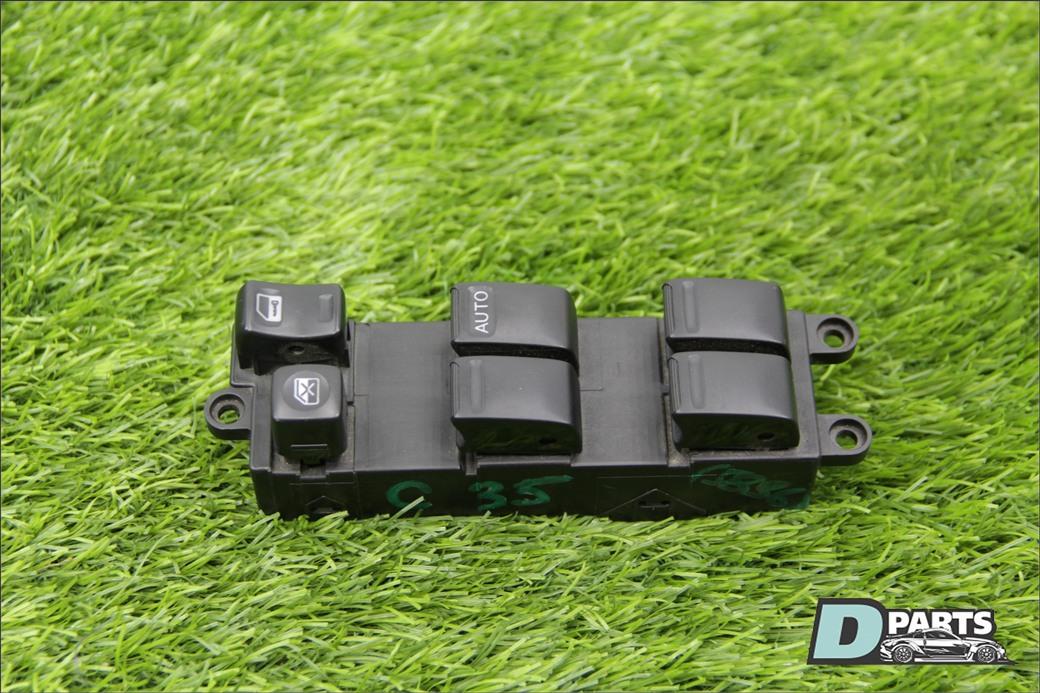 Блок управления стеклами Nissan Laurel C35 передний правый