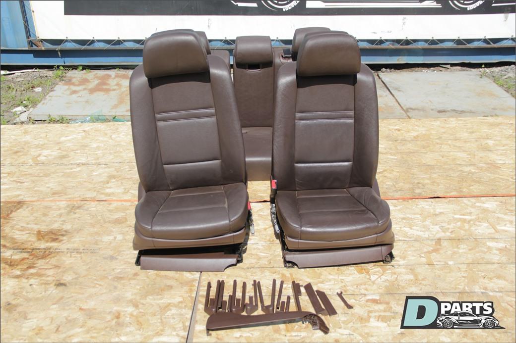 Сидения комплект Bmw X5 E70 N52B30 2008