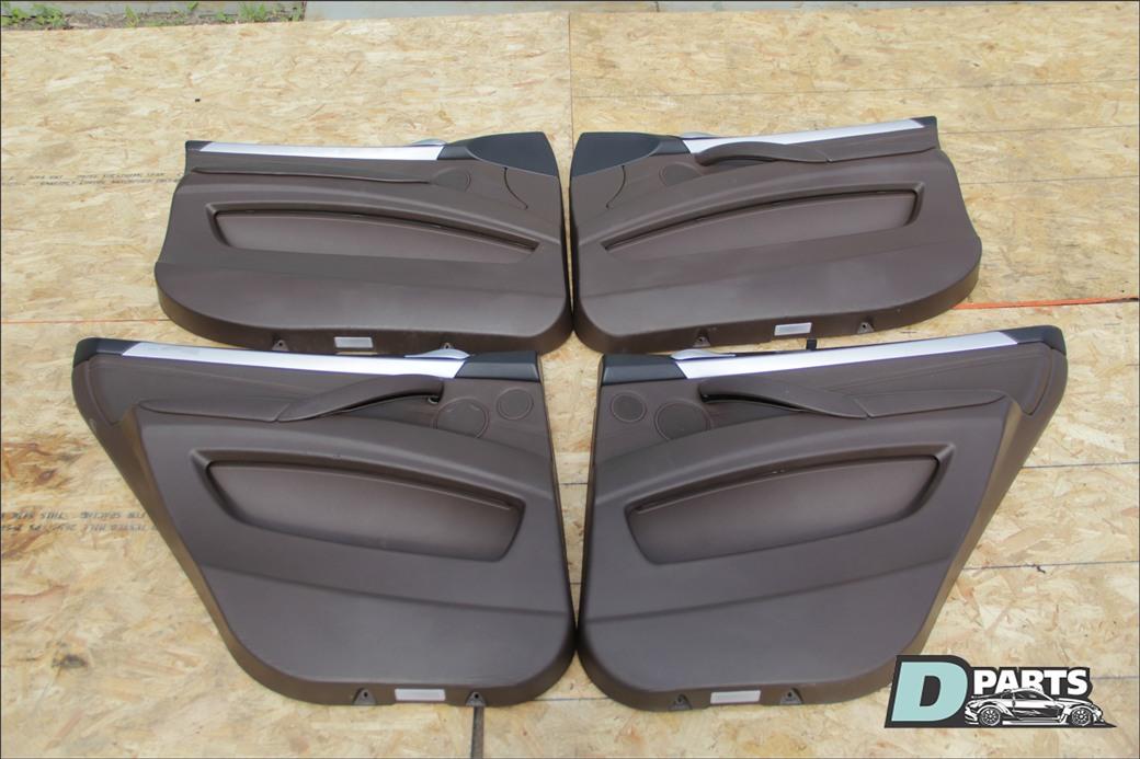 Дверные карты Bmw X5 E70 N52B30 2008