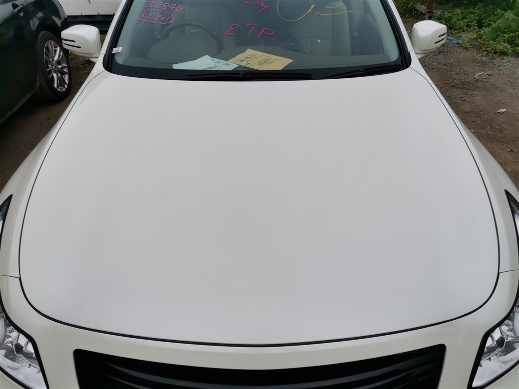Капот Nissan Skyline PV36-202840 VQ35HR 2007