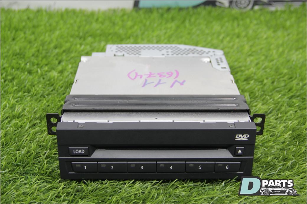 Cd-чейнджер Bmw X5 E70 N52B30 2008